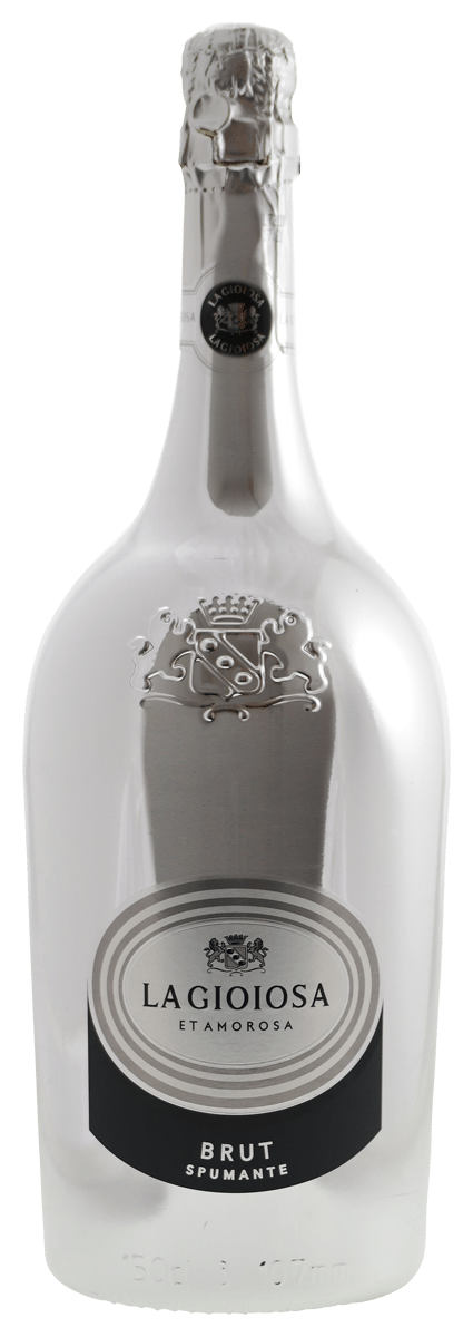 La Gioiosa Spumante brut – Magnum – silver edition