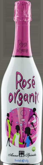 Anna Spinato – Organic Rosé Sparkling Brut