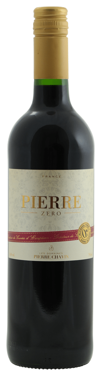 Pierre Zero Merlot – (0% alcohol)