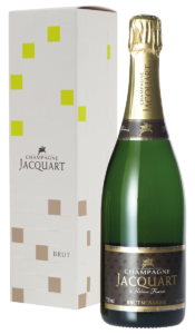 Jacquart brut Mosaique 0,75L – Geschenkdoos