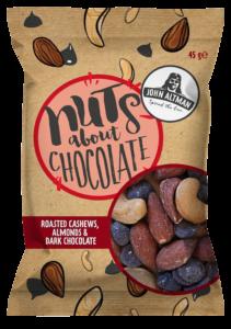 John Altman – Chocolate & nuts – 45 gram